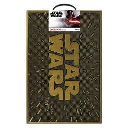 Tapis Star Wars Caoutchouc Logo