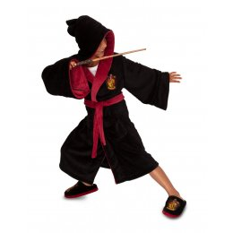 Peignoir enfant Harry Potter Gryffondor