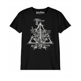 T-shirt Enfant Harry Potter - Deathly Hallows