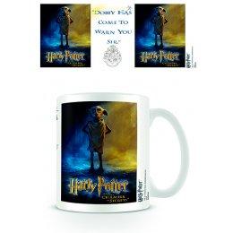 Mug Dobby Warning Harry Potter