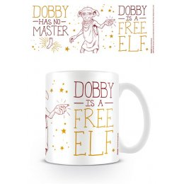 Mug Dobby It is a free elf Harry Potter