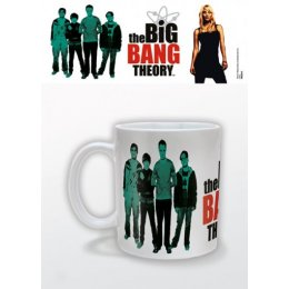 Mug Blanc Green The Big Bang Theory