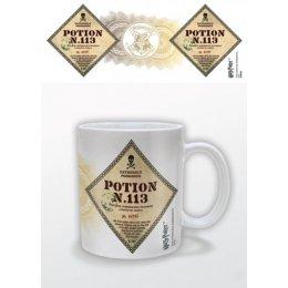 Mug Blanc Potion N 113 Harry Potter