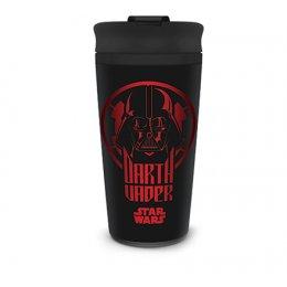 Mug de Voyage Star Wars Dark Vador métal
