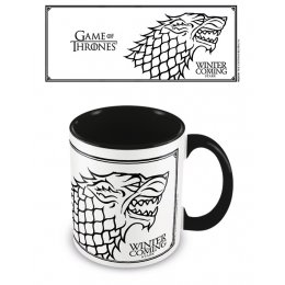 Mug Game of Thrones Winter is Coming Stark