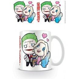 Mug Harley Quinn Crazy Love Suicide Squad