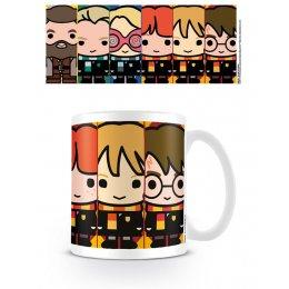 Mug Harry Potter Personnages Chibi