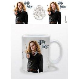 Mug Hermione Grainger Blanc Harry Potter