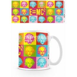 Mug Pop Art Einstein
