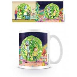 Mug Rick et Morty Portail