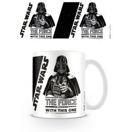 Mug The Force Is Strong Star Wars
