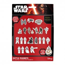 Pack de 24 aimants magnets Star Wars
