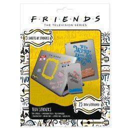 Pack de 25 Tech Stickers Friends