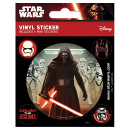 Pack de 5 Stickers Kylo Ren Star Wars