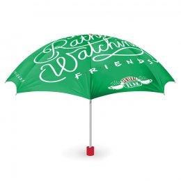 Parapluie Friends Central Perk vert