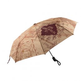Parapluie Harry Potter Carte du Maraudeur