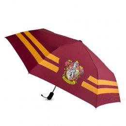 Parapluie Harry Potter Gryffondor rouge et jaune