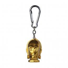 Porte-clés C3PO 3D Star Wars