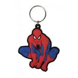 Porte-clés Caoutchouc Crouch Spiderman