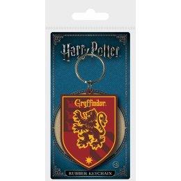 Porte-clés Caoutchouc Gryffondor Harry Potter