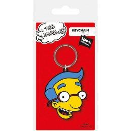 Porte-clés Caoutchouc Milhouse Simpsons