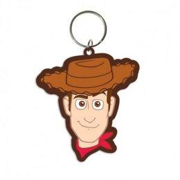 Porte-clés Caoutchouc Woody Toy Story