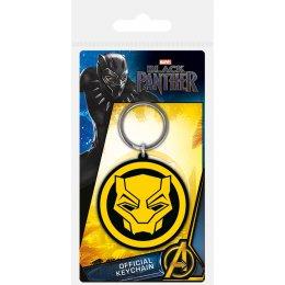 Porte-clés Logo Black Panther