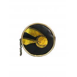Porte-monnaie Harry Potter rond Vif d'or