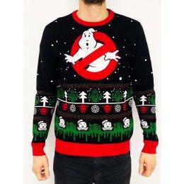 Pull de Noël Ghostbusters logo mixte