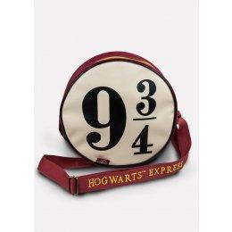 Sac à bandoulière rond Harry Potter Hogwarts Express 9 3/4