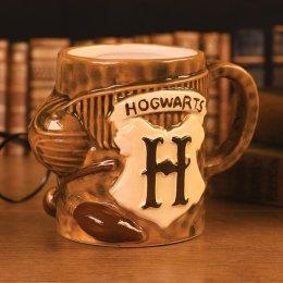 Mug Harry Potter (Quidditch) 3D Sculpted