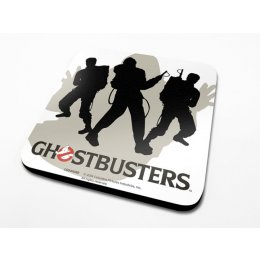 Sous-Verre Silhouettes 10 x 10cm Ghostbusters