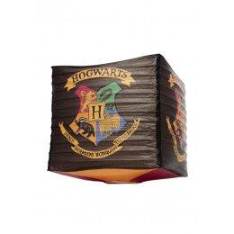 Suspension Harry Potter cube noir Poudlard
