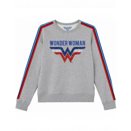 Sweat Wonder Woman Femme sequins
