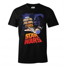 T-shirt Star Wars Galaxy far far away