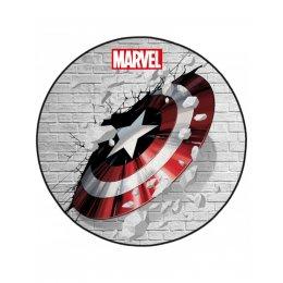 Tapis Captain America Bouclier Marvel