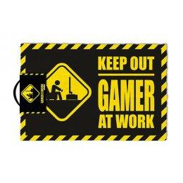 Tapis Gamer at Work geek