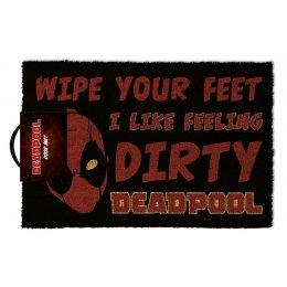 Tapis Paillasson Deadpool Dirty