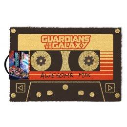 Tapis Paillasson Gardiens de la Galaxie K7 Awesome Mix