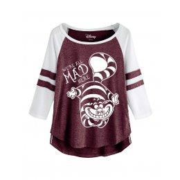 Tee-Shirt Alice au pays des merveilles Mad Cat Disney