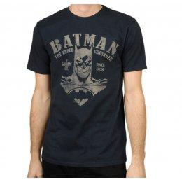 Tee-Shirt Noir Vintage Victory Batman