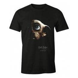 Tee-Shirt Dobby in the dark Harry Potter