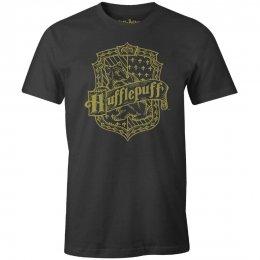 Tee-Shirt Harry Potter Gris Poufsouffle