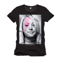 Tee-Shirt Penny Face The Big Bang Theory