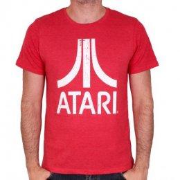 Tee-Shirt Rouge Atari Geek
