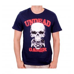 Tee-Shirt Undead Gamer Geek