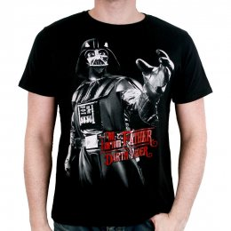 Tee-Shirt Vador I am your Father Star Wars