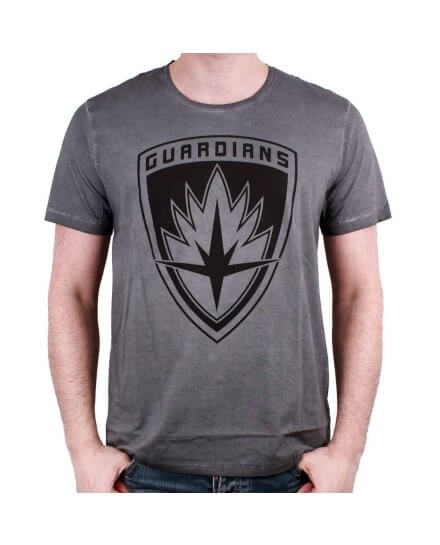 T-Shirt Guardians Shield Gardiens de la Galaxie