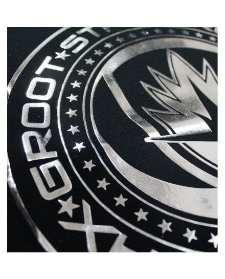 T-Shirt Logo Team Silver Gardiens de la Galaxie