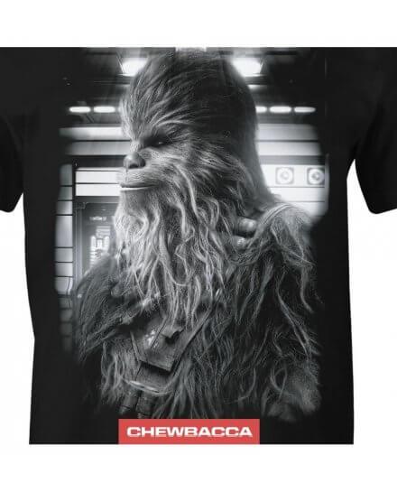 T-shirt Star Wars Chewbacca Icone